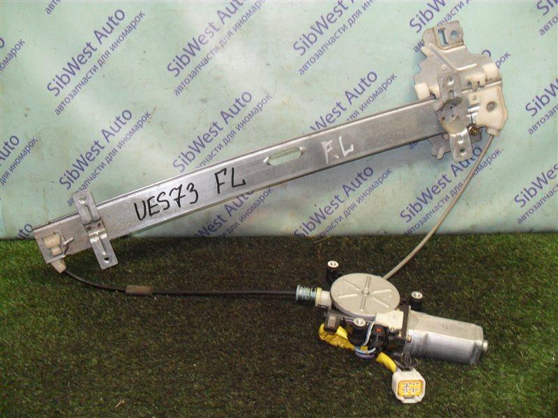 Стеклоподъемник Isuzu Wizard UES73FW 4JX1 2000 передний левый