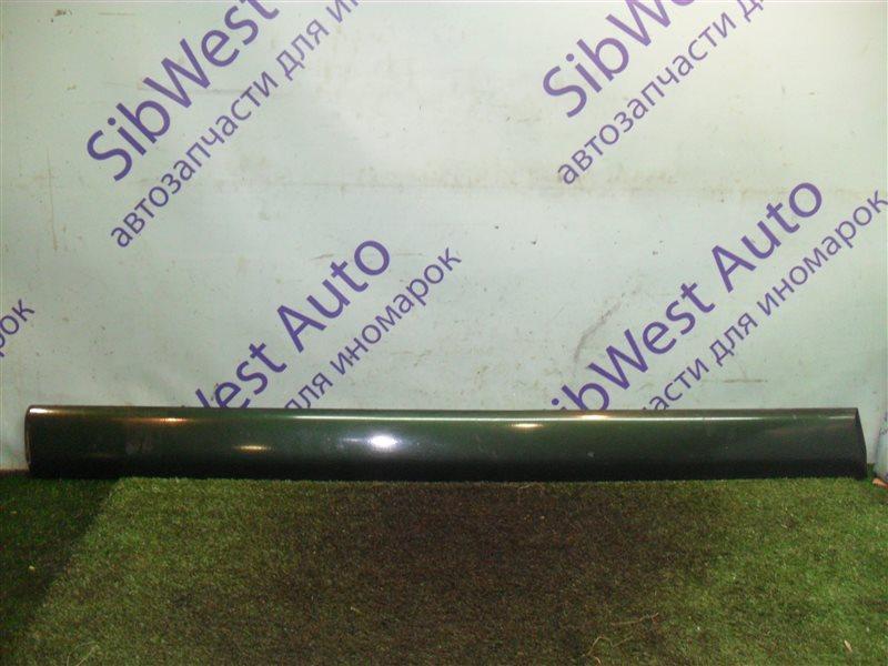 Молдинг на дверь Isuzu Wizard UES73FW 4JX1 2000 передний левый