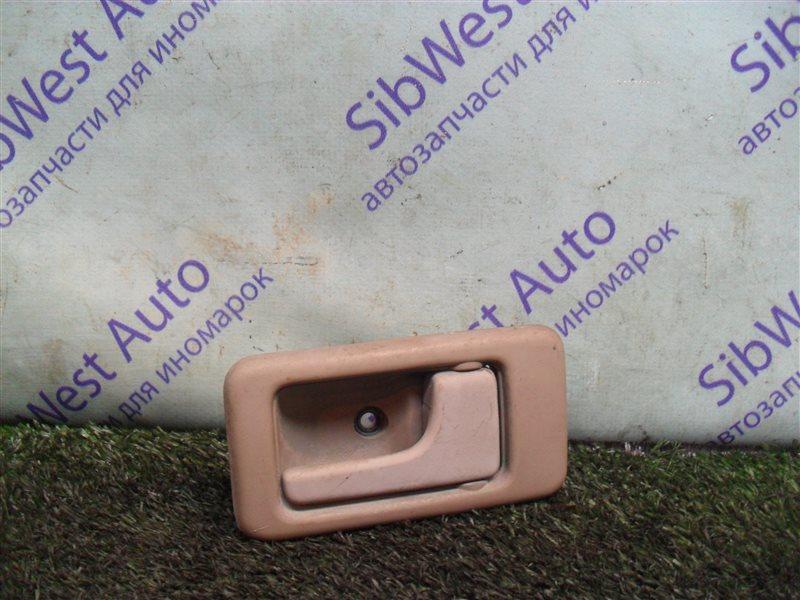 Ручка двери внутренняя Isuzu Wizard UES73FW 4JX1 2000 задняя правая