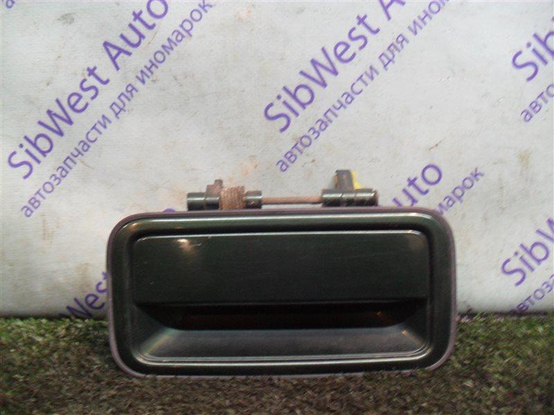 Ручка задней двери Isuzu Wizard UES73FW 4JX1 2000