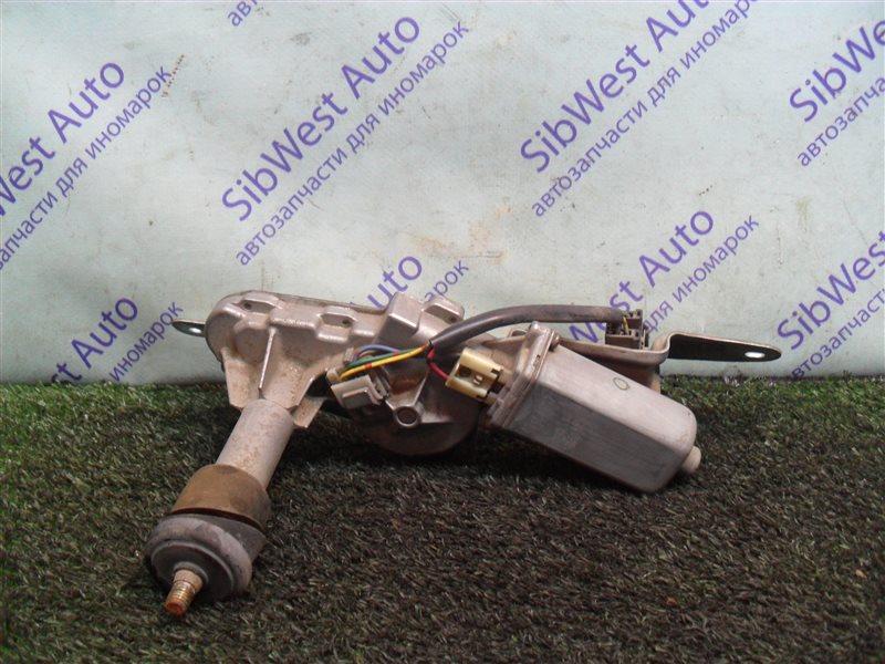 Моторчик заднего дворника Isuzu Wizard UES73FW 4JX1 2000
