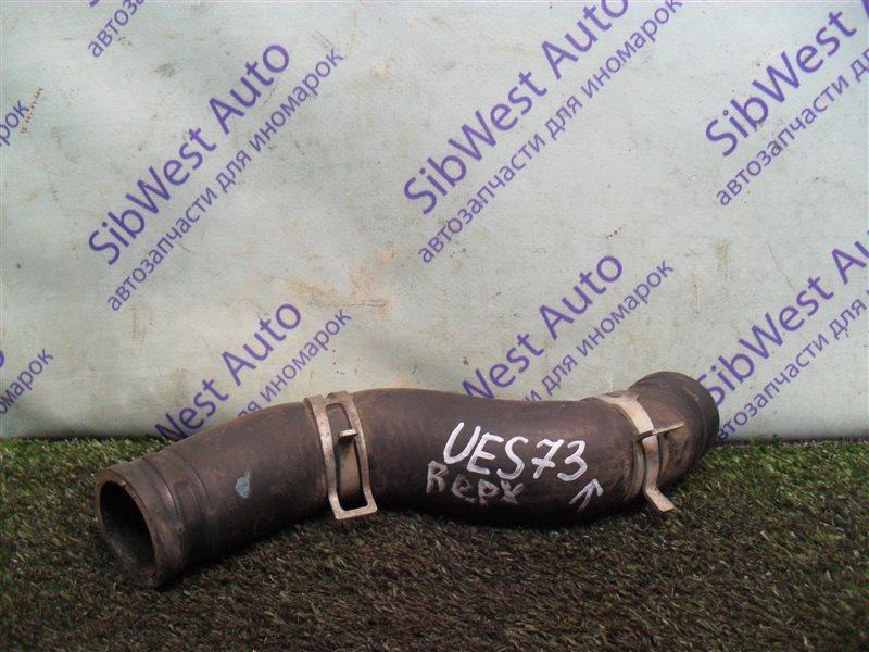 Патрубок радиатора Isuzu Wizard UES73FW 4JX1 2000 верхний