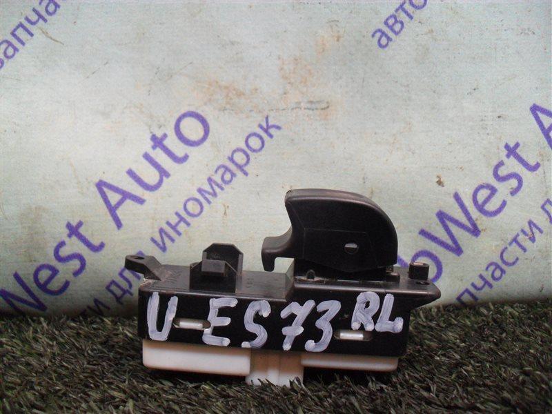 Кнопка стеклоподъемника Isuzu Wizard UES73FW 4JX1 2000 задняя левая