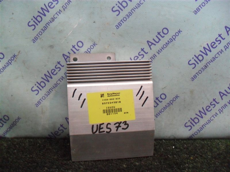 Электронный блок Isuzu Wizard UES73FW 4JX1 2000