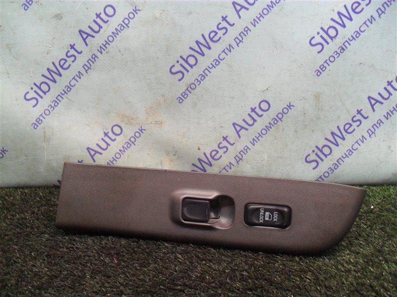 Кнопка стеклоподъемника Isuzu Wizard UES73FW 4JX1 2000 передняя левая