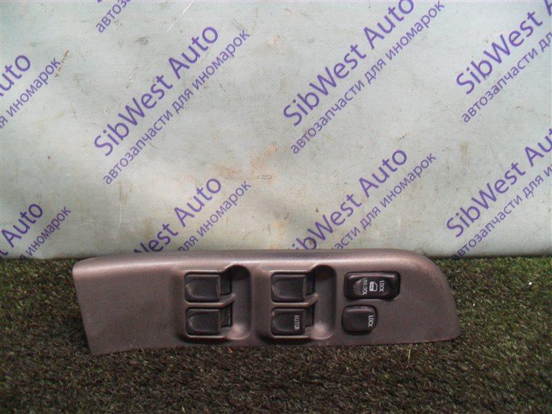 Блок упр. стеклоподъемниками Isuzu Wizard UES73FW 4JX1 2000