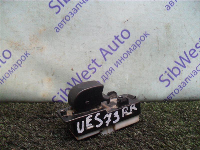 Кнопка стеклоподъемника Isuzu Wizard UES73FW 4JX1 2000 задняя правая