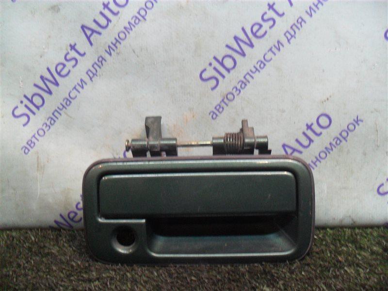 Ручка двери внешняя Isuzu Wizard UES73FW 4JX1 2000 передняя правая