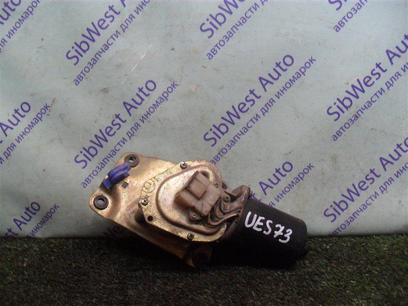 Мотор дворников Isuzu Wizard UES73FW 4JX1 2000 передний