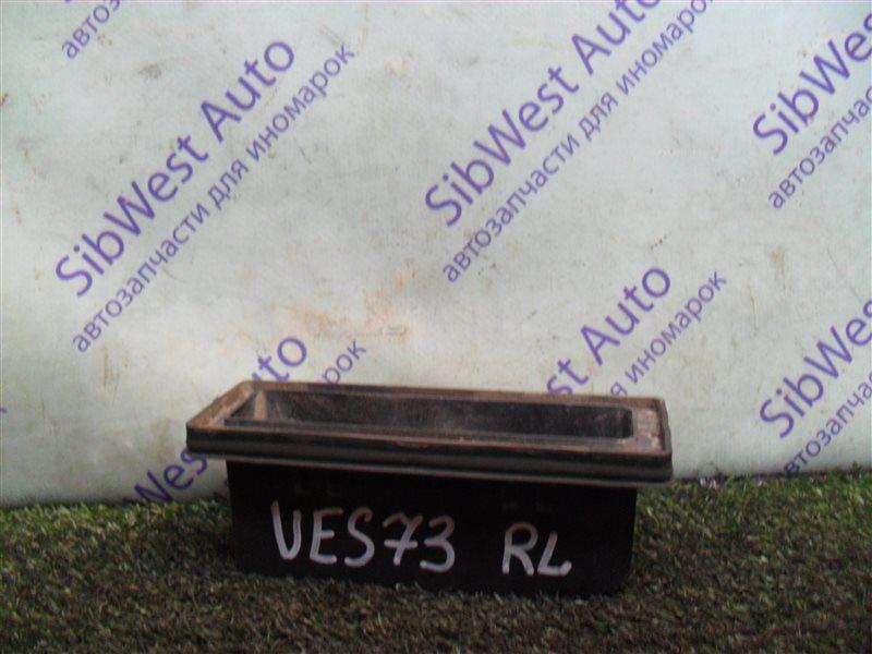 Клапан вентиляции крыла Isuzu Wizard UES73FW 4JX1 2000 задний левый