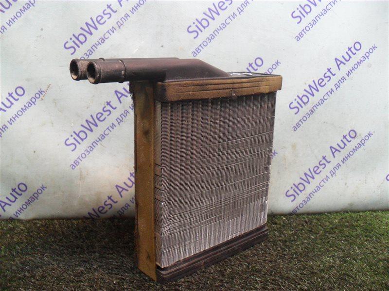 Радиатор печки Isuzu Wizard UES73FW 4JX1 2000