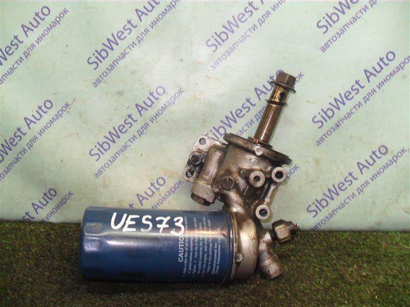 Крепление масляного фильтра Isuzu Wizard UES73FW 4JX1 2000