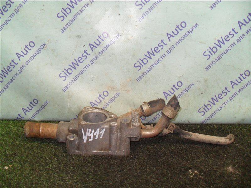 Корпус термостата Nissan Ad VY11 QG13DE 2000