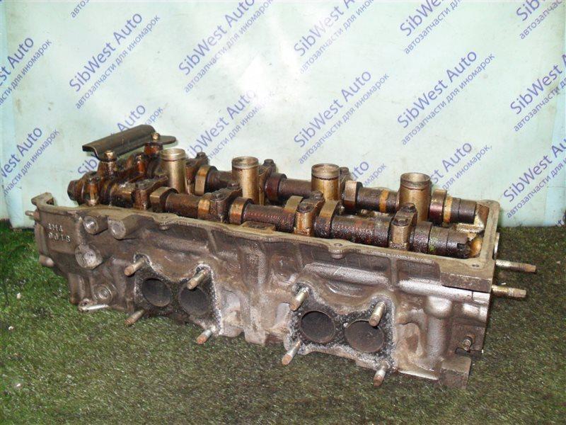 Головка блока цилиндров Nissan Ad VY11 QG13DE 2000
