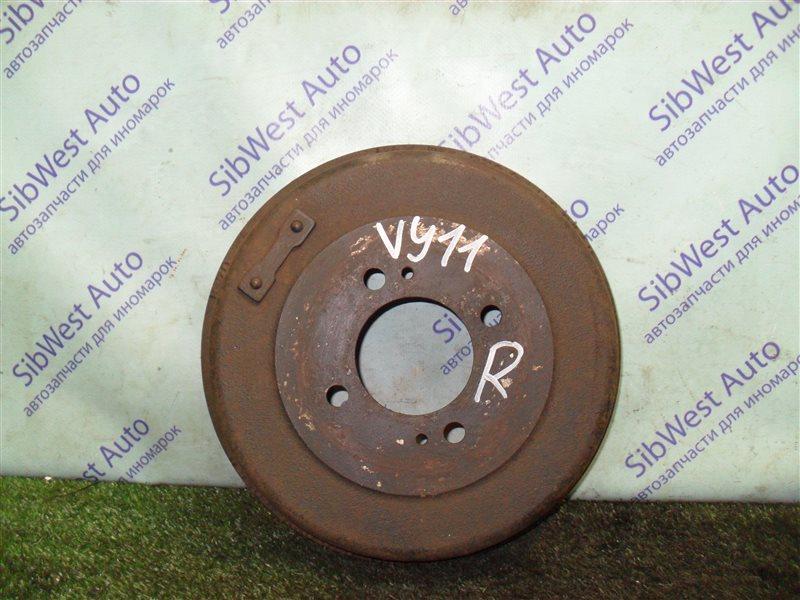 Тормозной барабан Nissan Ad VY11 QG13DE 2000 задний