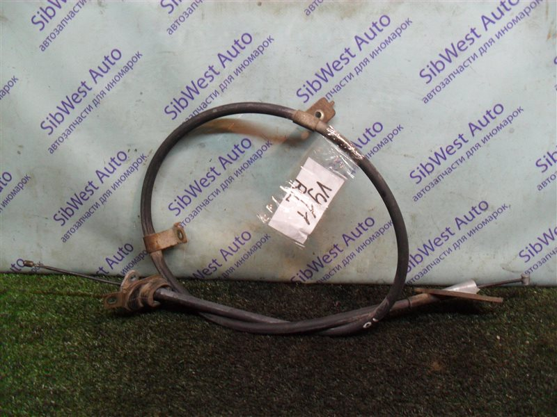 Тросик ручника Nissan Ad VY11 QG13DE 2000 задний левый