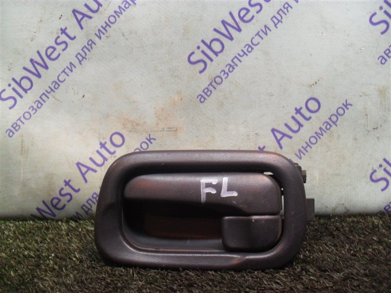 Ручка двери внутренняя Nissan Ad VY11 QG13DE 2000 передняя левая