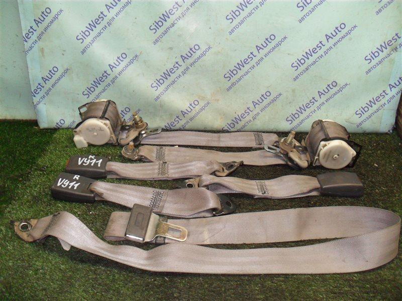 Ремень безопасности Nissan Ad VY11 QG13DE 2000 задний