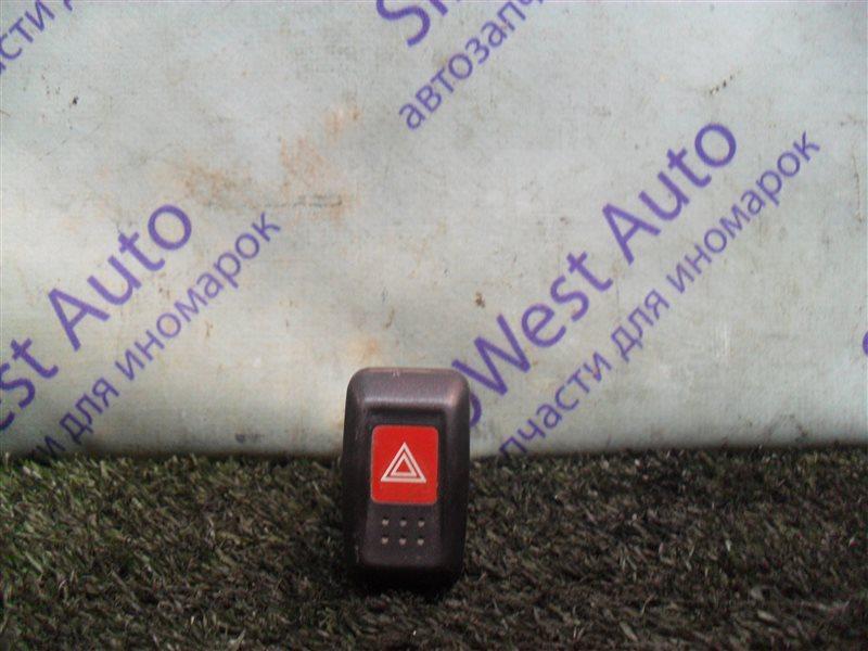Кнопка аварийной сигнализации Nissan Ad VY11 QG13DE 2000