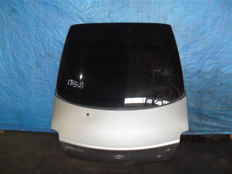 Крышка багажника Kia Shuma FB S6D 2004