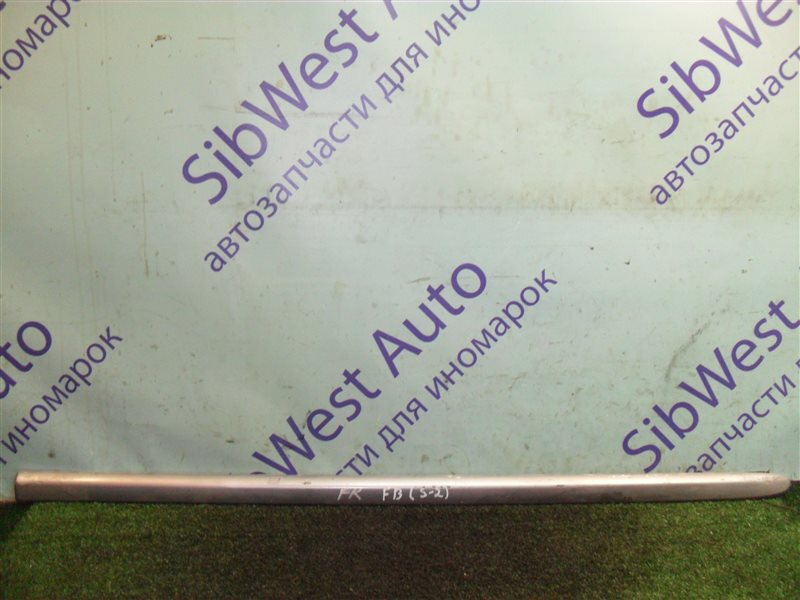Молдинг на дверь Kia Shuma FB S6D 2004 передний правый
