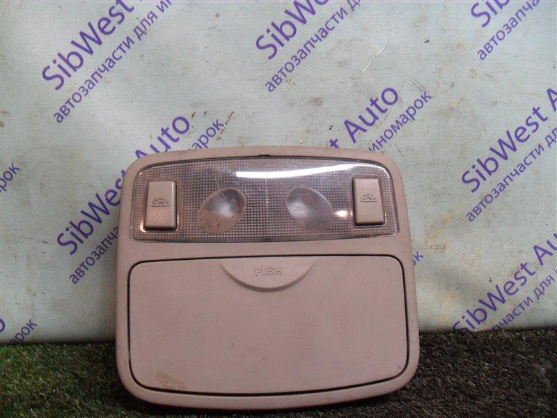 Плафон Kia Shuma FB S6D 2004 передний
