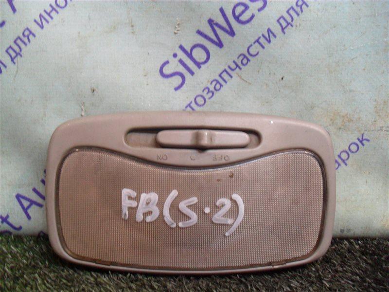 Плафон Kia Shuma FB S6D 2004 задний