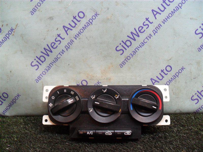 Блок управления климат-контролем Kia Shuma FB S6D 2004