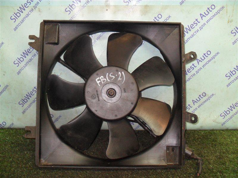 Вентилятор радиатора Kia Shuma FB S6D 2004
