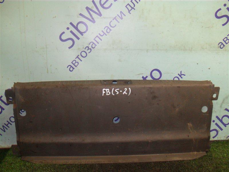 Накладка замка багажника Kia Shuma FB S6D 2004
