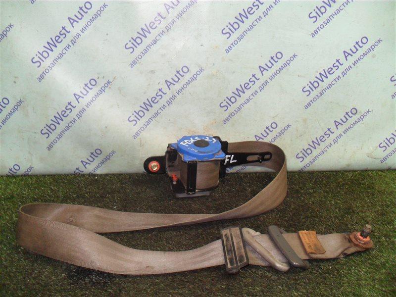 Ремень безопасности Kia Shuma FB S6D 2004 передний левый