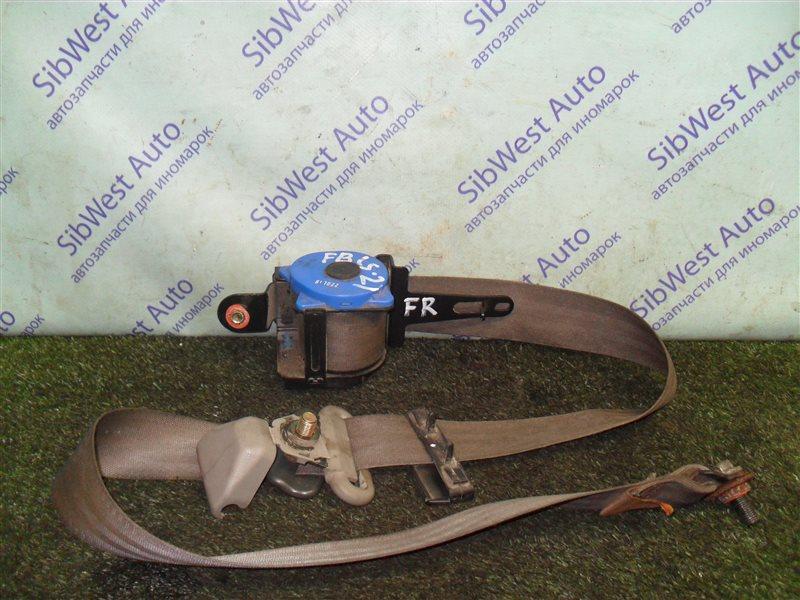 Ремень безопасности Kia Shuma FB S6D 2004 передний правый