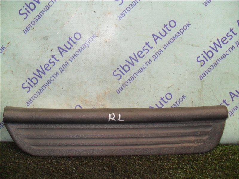 Порожек пластиковый Mitsubishi Libero CD2V 4G15 1993 задний левый