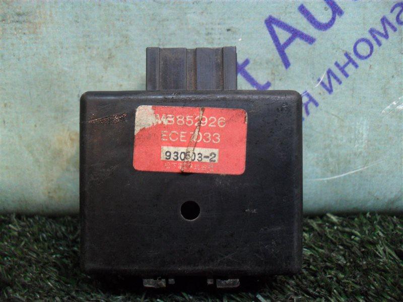 Электронный блок Mitsubishi Libero CD2V 4G15 1993