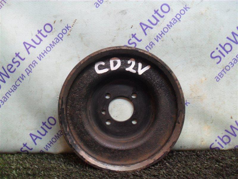 Шкив коленвала Mitsubishi Libero CD2V 4G15 1993