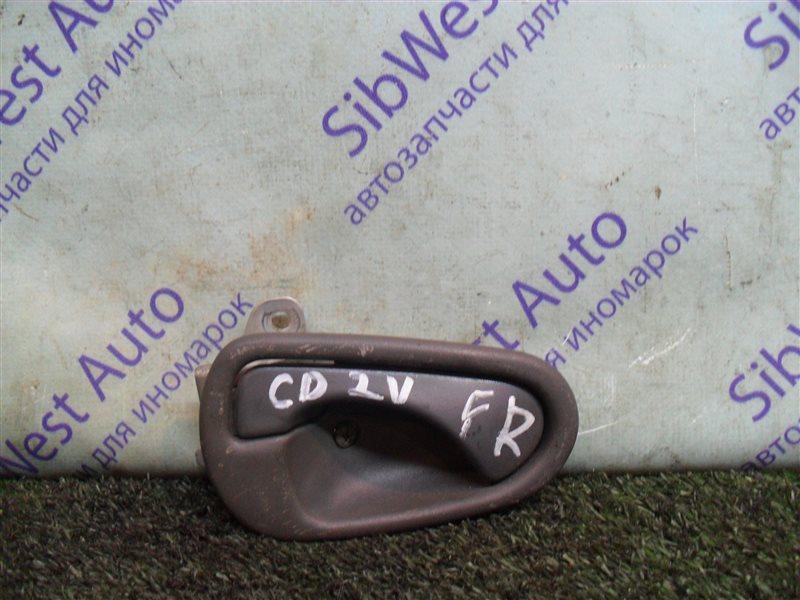 Ручка двери внутренняя Mitsubishi Libero CD2V 4G15 1993 передняя правая