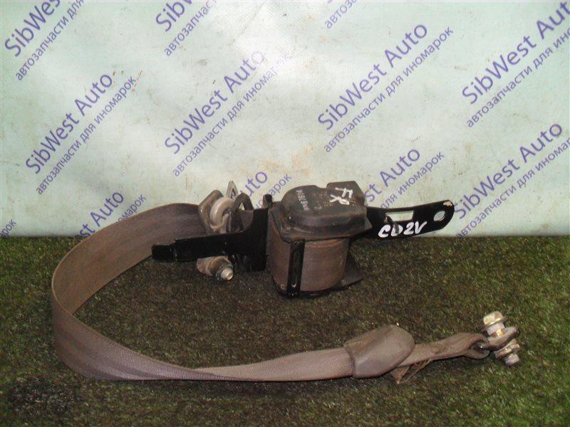 Ремень безопасности Mitsubishi Libero CD2V 4G15 1993 передний правый