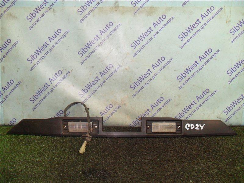 Подсветка номера Mitsubishi Libero CD2V 4G15 1993