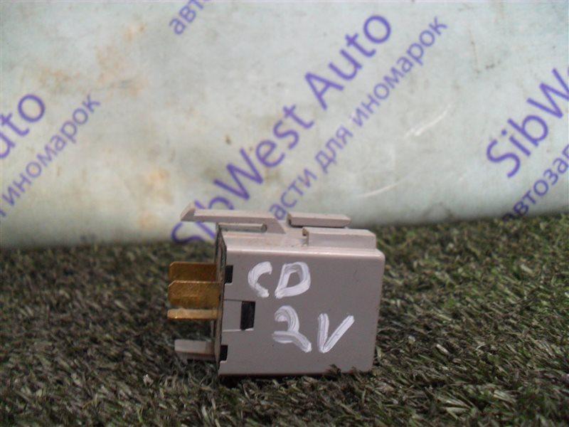 Реле поворота Mitsubishi Libero CD2V 4G15 1993