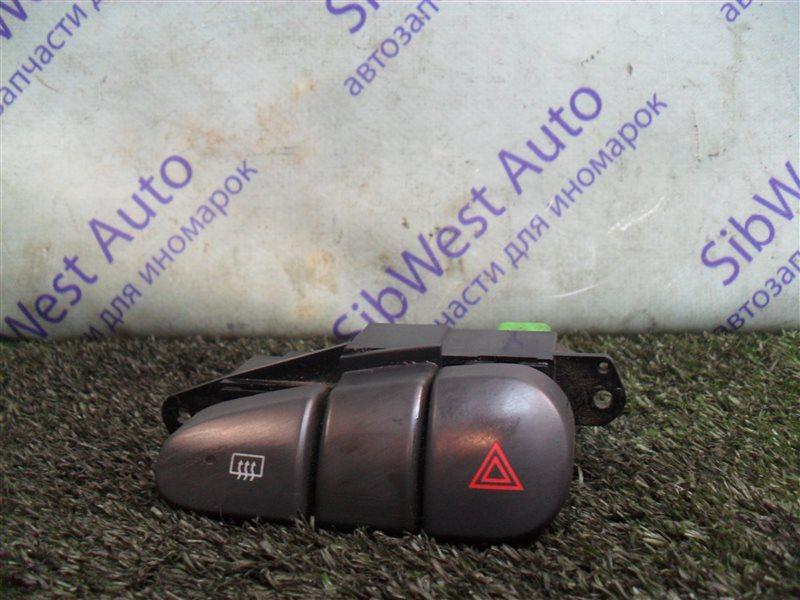 Кнопка аварийной сигнализации Mitsubishi Libero CD2V 4G15 1993