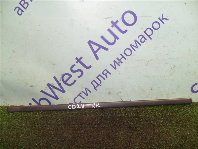 Молдинг на дверь Mitsubishi Libero CD2V 4G15 1993 задний правый
