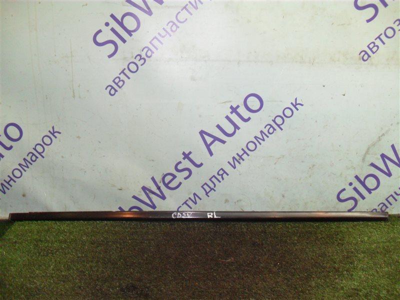 Молдинг на дверь Mitsubishi Libero CD2V 4G15 1993 задний левый верхний