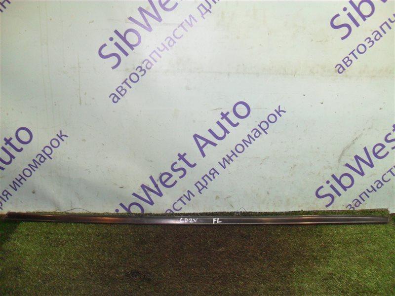 Молдинг на дверь Mitsubishi Libero CD2V 4G15 1993 передний левый верхний
