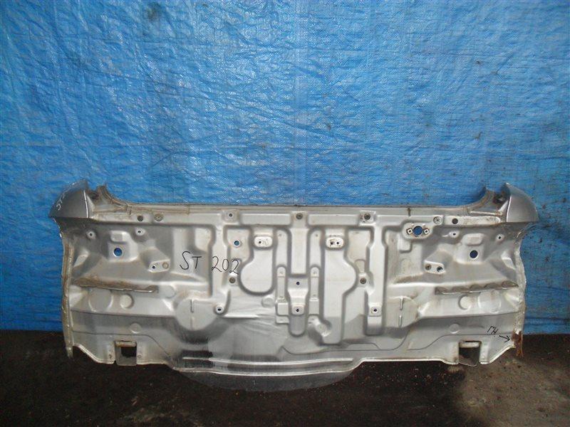 Задняя панель кузова Toyota Celica ST202 3S-GE 1995 задняя