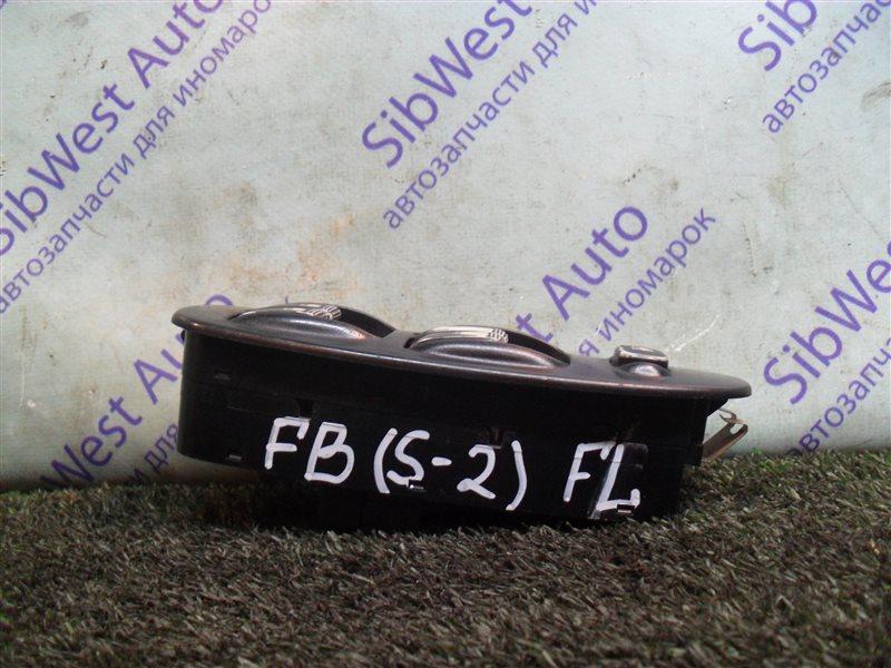 Блок упр. стеклоподъемниками Kia Shuma FB S6D 2004