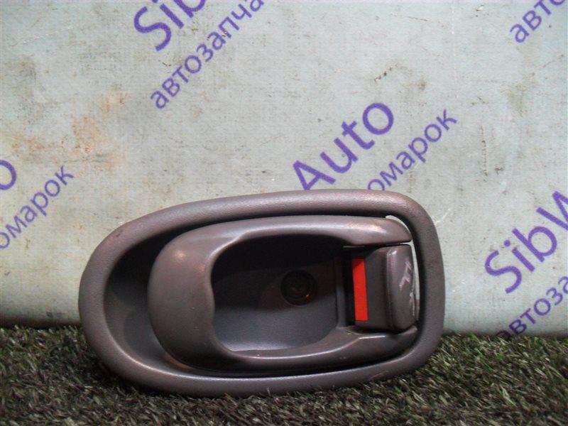 Ручка двери внутренняя Kia Shuma FB S6D 2004 передняя правая