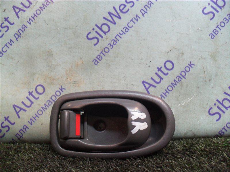 Ручка двери внутренняя Kia Shuma FB S6D 2004 задняя правая