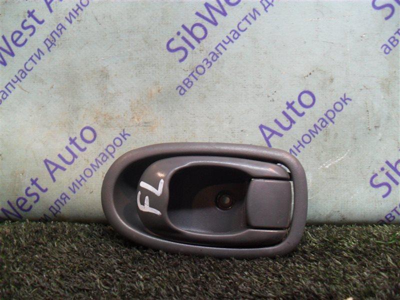 Ручка двери внутренняя Kia Shuma FB S6D 2004 передняя левая