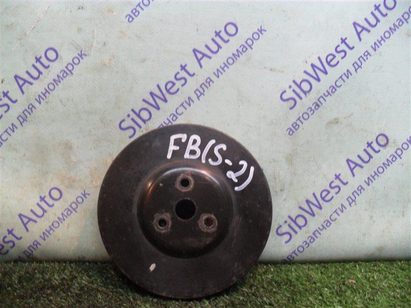 Шкив помпы Kia Shuma FB S6D 2004