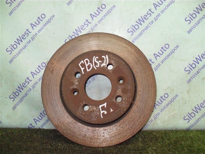 Тормозной диск Kia Shuma FB S6D 2004 передний